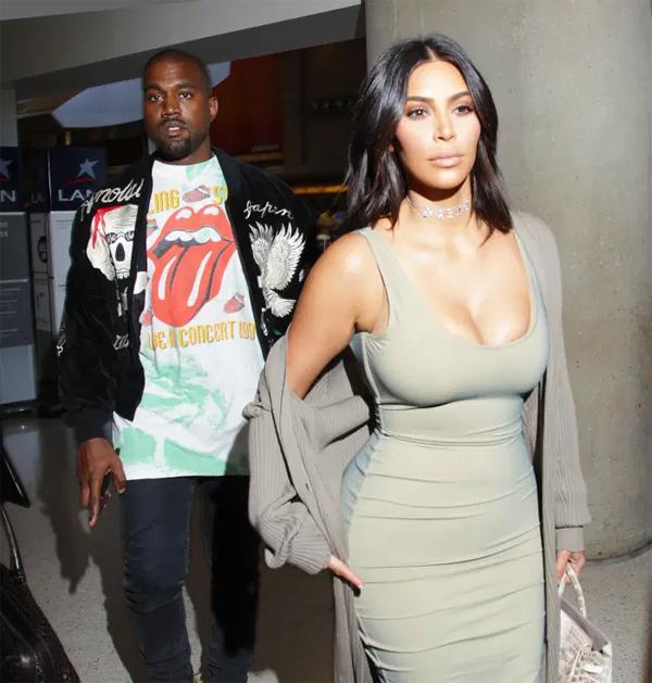 Kanye West căng thẳng, gây hấn và từ chối gặp vợ suốt tuần qua.