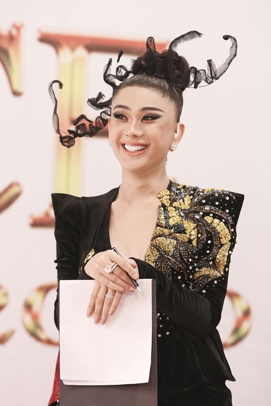 Sự kiện Lâm Khánh Chi tham gia là buổi tuyển chọn thí sinh cho chương trình New face 2020.