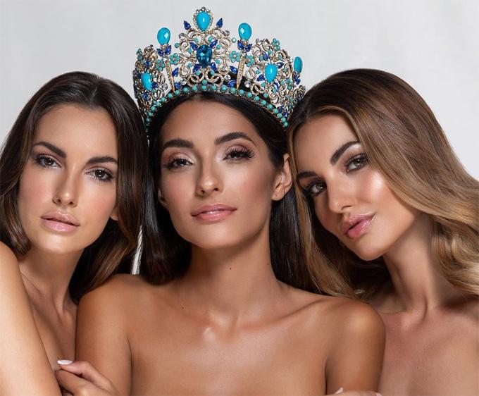 Ana García Segundo sẽ đại diện cho Tây Ban Nha dự thi cuộc thi Miss World 2021. Vì dịch bệnh, Miss World đã hủy cuộc thi năm nay và dời sang tháng 11/2021.