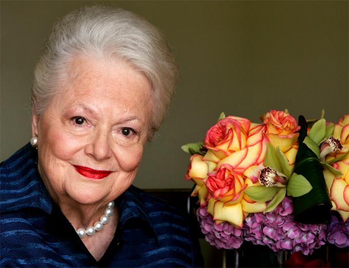 Olivia de Havilland qua đời ở tuổi 104.