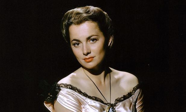 Nhan sắc thời trẻ của Olivia de Havilland.