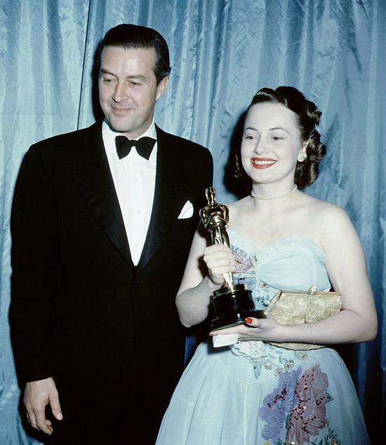 Người đẹp nhận tất cả 5 đề cử Oscar và hai giải Quả cầu vàng trong sự nghiệp diễn xuất gần 80 năm.