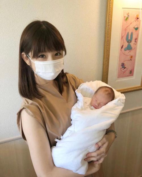 Ogura Yuko mẹ tròn con vuông.