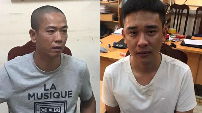 Nghi phạm cướp ngân hàng BIDV từng xin đi tù