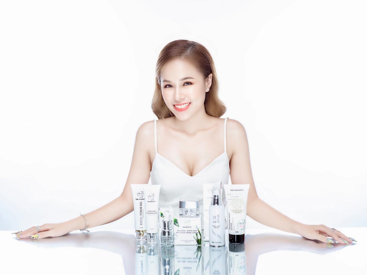 Nâng tầm vẻ đẹp Việt là triết lý hoạt động của KN Beauty.