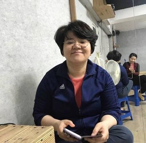 Diễn viên Lee Sang Ok.