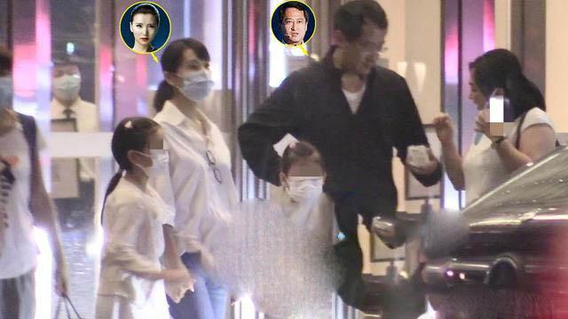 Điêu Thuyền Trần Hảo lộ diện cùng chồng con   - 2