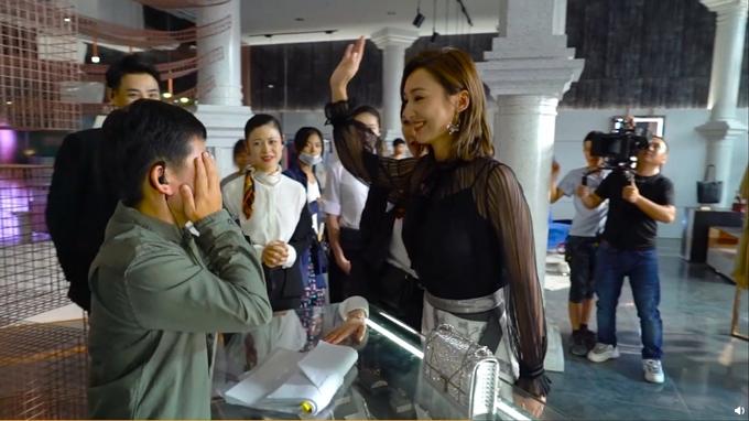 Cao Hải Ninh không dám diễn cảnh tát với phó đạo diễn.