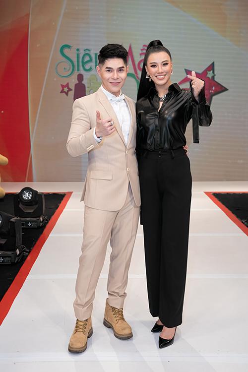 Góp mặt trong chương trình Siêu mẫu nhí 2020, á hậu Kim Duyên giữ vai trò giám khảo khách mời. Cô cùng đạo diễn Nguyễn Hưng Phúc, diễn viên Vân Trang chấm điểm cho 3 thí sinh được lọt vào vòng ghi hình ở tập mới.
