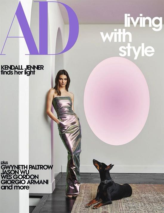 Ngôi nhà triệu đô cũng mang đậm cá tính riêng của Kendall - một cô gái yêu thời trang, sôi nổi, phóng khoáng và nữ tính.