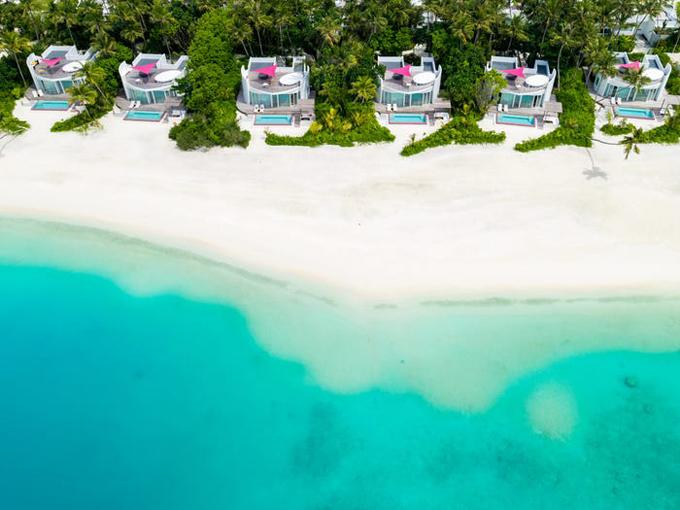 Resort ở Maldives cho giới nhà giàu giãn cách xã hội - 16