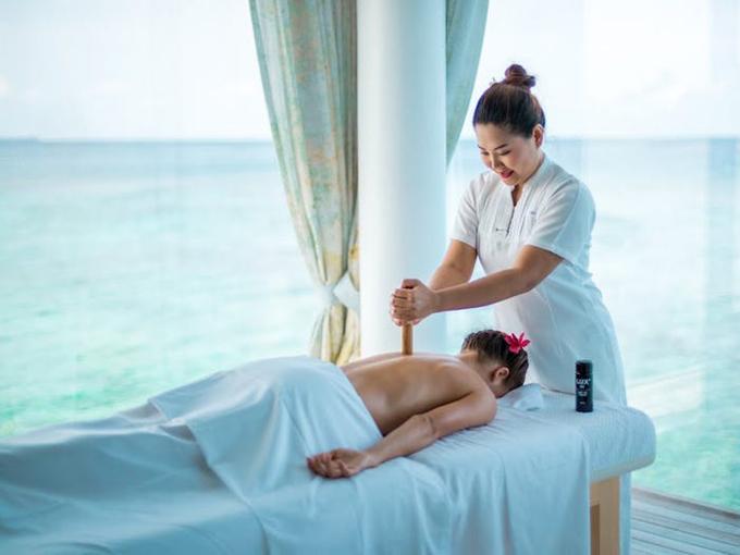 Resort ở Maldives cho giới nhà giàu giãn cách xã hội - 22