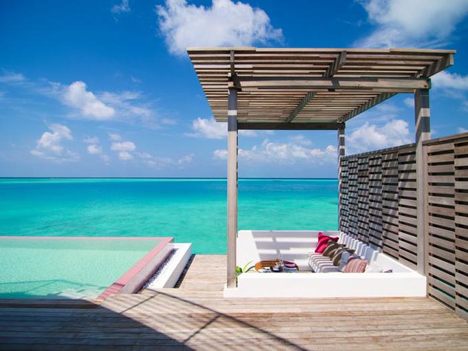 Resort ở Maldives cho giới nhà giàu giãn cách xã hội - 8