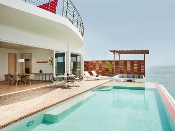 Resort ở Maldives cho giới nhà giàu giãn cách xã hội - 10