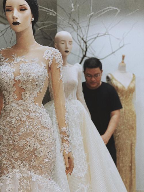 Thụy Bridal dự định chia sẻ hình ảnh các trang phục cưới, tư vấn trang điểm qua các kênh online.