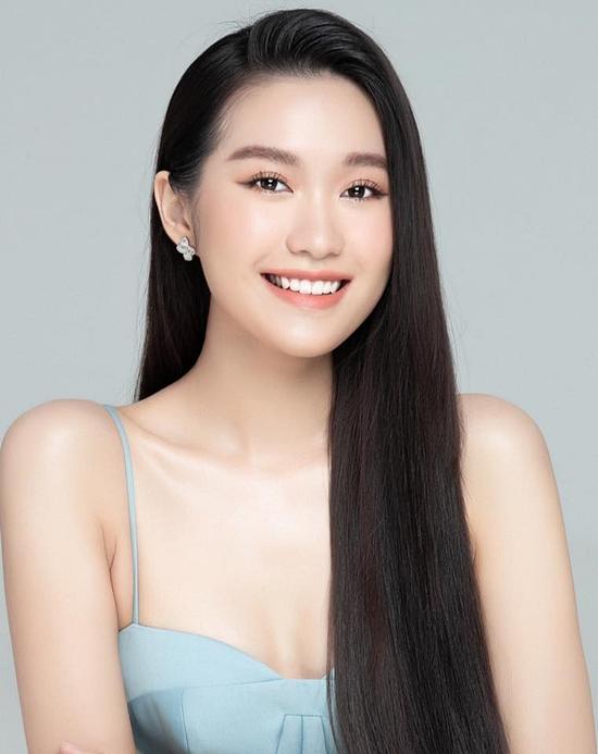 Nữ sinh Đại học Luật gây chú ý khi đăng ký thi Hoa hậu Việt Nam (2) - 2