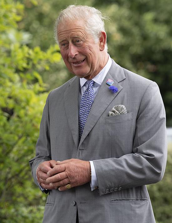 Thái tử Charles (71 tuổi) - người đứng đầu trong danh sách kế vị ngai vàng của hoàng gia Anh. Ảnh: UK Press.