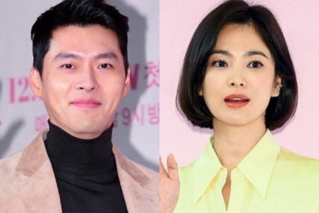 Song Hye Kyo và Hyun Bin yêu nhau 3 năm rồi chia tay.