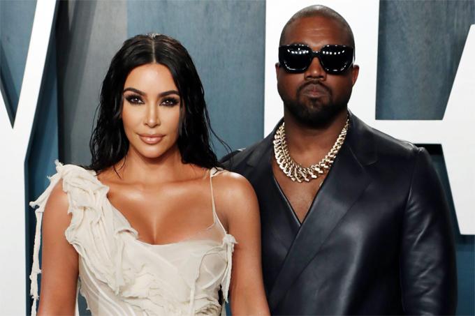 Hôn nhân của Kim và Kanye bị đồn đang đứng trên bờ vực đổ vỡ.