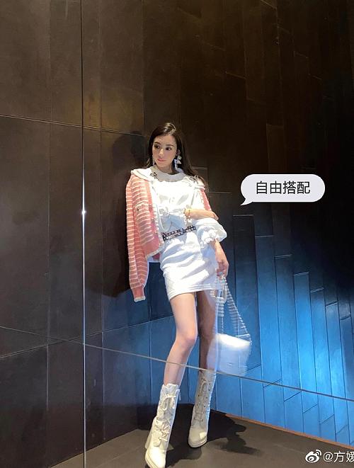Moka chia sẻ ảnh đời thường trên trang cá nhân. Từ khi lấy Quách Phú Thành, đời cô sang trang.