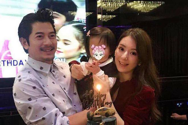 Gia đình hạnh phúc của Moka, Quách Phú Thành hiện tại.