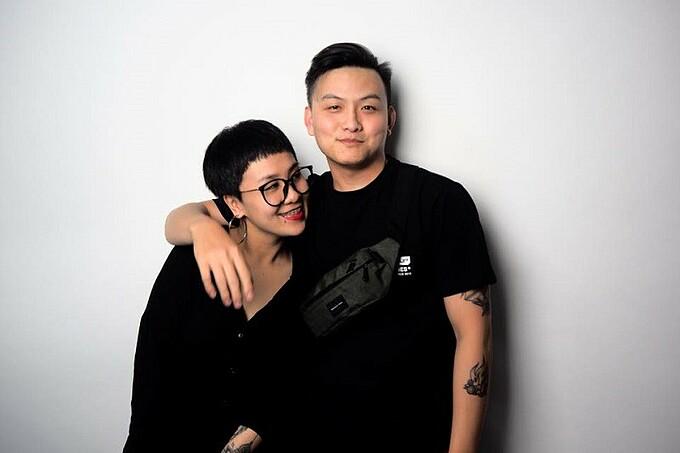 Yêu và kết hôn siêu tốc, Huỳnh Tú hiện có một cuộc hôn nhân hạnh phúc.