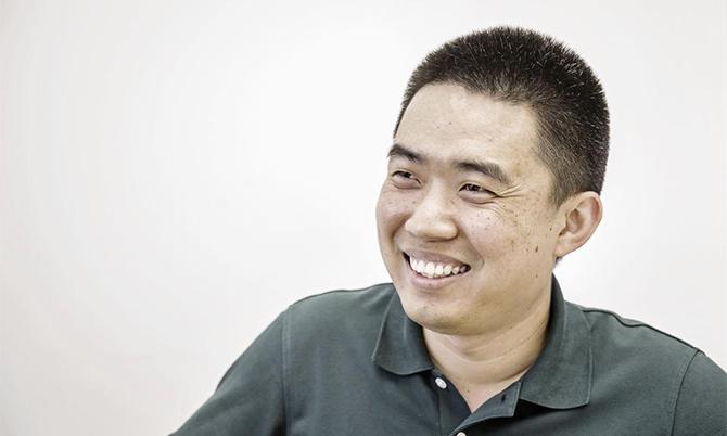 Tỷ phú Li Xiang, nhà sáng lập hãng xe điện Li Auto. Ảnh: Bloomberg.