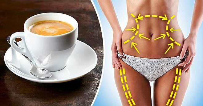 Uống cà phê đen mỗi ngày hỗ trợ giảm cân hiệu quả.