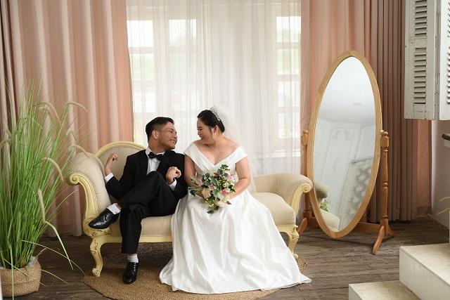 Hùng và Linh sẽ làm đám cưới vào 9/8 tới. Ảnh: Nhân vật cung cấp.