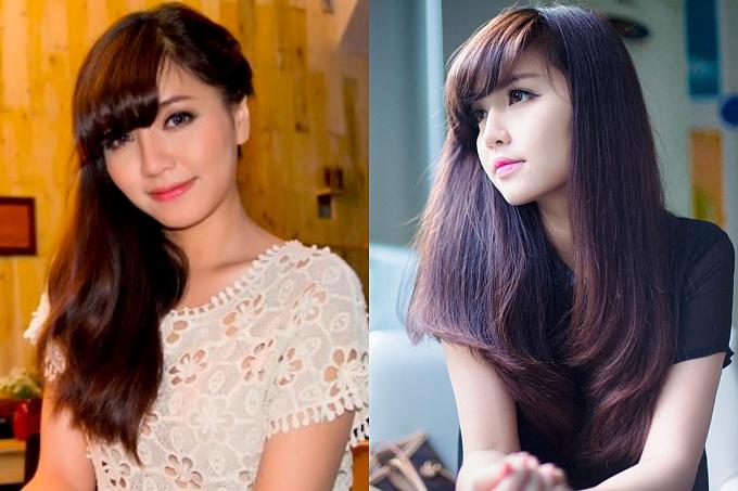 Năm 2011, thành công của bài hát 'Có khi nào rời xa' đưa tên tuổi Bích Phương lên vị trí mới. Cô bắt đầu chăm chút đến ăn mặc, tóc tai với những bộ cánh ăn ý nhau hơn, trang điểm nhẹ nhàng và tóc mái ngang phù hợp với gương mặt bầu bình.