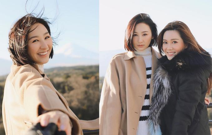 Bà cả 30 chưa phải là hết mê du lịch cùng hội bạn TVB - 4