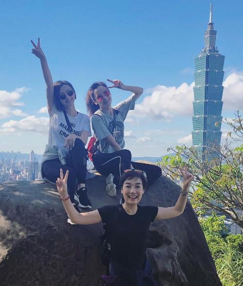 Bà cả 30 chưa phải là hết mê du lịch cùng hội bạn TVB - 6
