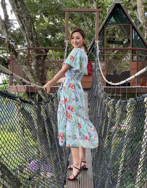 Bà cả 30 chưa phải là hết mê du lịch cùng hội bạn TVB - 20