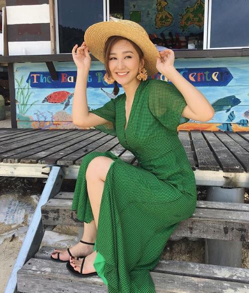 Bà cả 30 chưa phải là hết mê du lịch cùng hội bạn TVB - 14