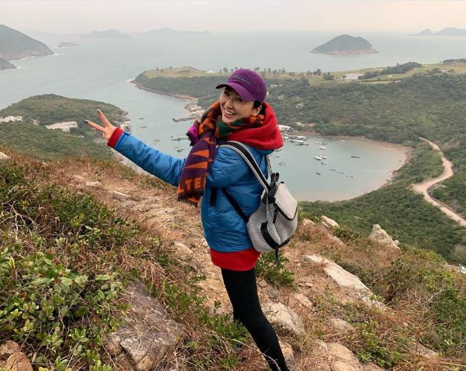 Bà cả 30 chưa phải là hết mê du lịch cùng hội bạn TVB - 22