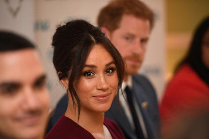 Nữ công tước xứ Sussex Meghan Markle. Ảnh: UK Press.