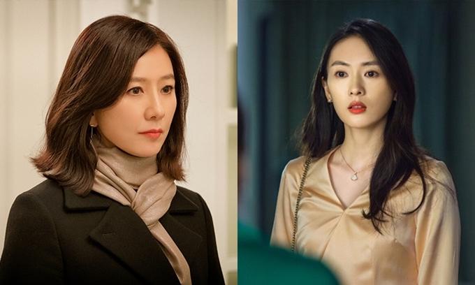 Cố Giai của 30 chưa phải là hết (phải) khá giống Ji Sun Woo của Thế giới hôn nhân.