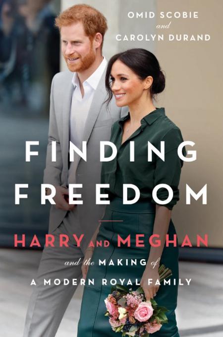 Nhiều người hâm mộ hoàng gia hiện nóng lòng chờ đón được cầm trên tay cuốn Finding Freedom. Ảnh: The Mega Agency.