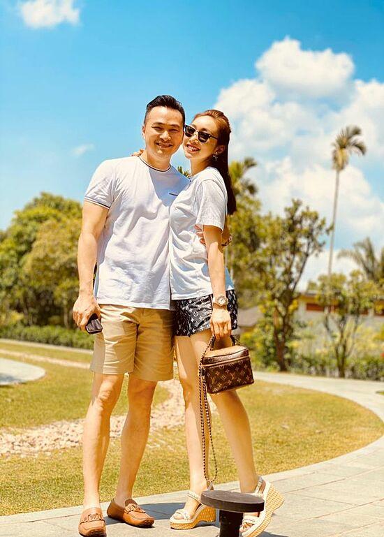 Cặp đôi có sở thích đi du lịch cùng nhau.