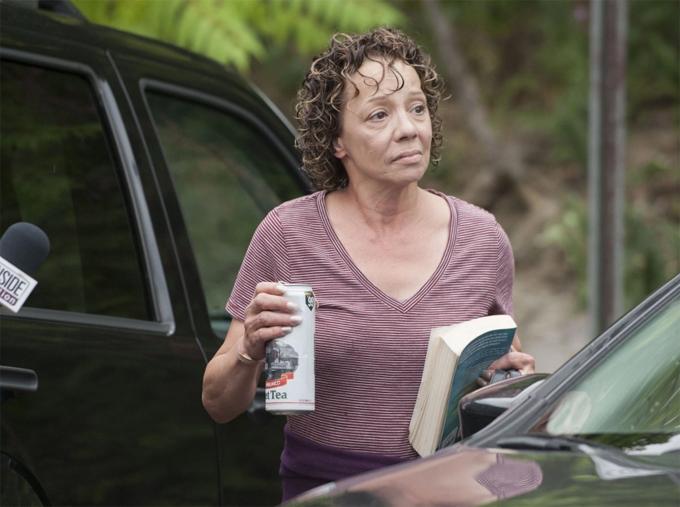 Alison Carey đã cai nghiện ba năm nay nhưng vẫn sống trong cảnh nghèo túng, bệnh tật.