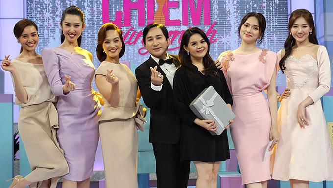 [Caption]Tập 4 của chương trình Chị Em Chúng Mình sẽ lên sóng vào  lúc 20h30 thứ Tư (12/08) trên kênh VTV3.