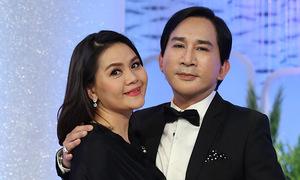 Trinh Trinh mãn nguyện khi làm vợ thứ ba của Kim Tử Long