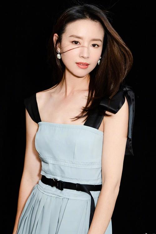 Đổng Khiết tham gia phần phim Tôi tên Đại Liên cùng Đặng Luân, Lý Thấm.