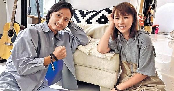 Trần Tích Vinh và bạn, diễn viên phim Bao la vùng trời 2 Tôn Tuệ Tuyết.