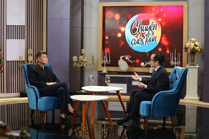 Chuyện Cuối Tuần chủ đề Sinh mổ, nên hay không? với cuộc trò chuyện thẳng thắn giữa đạo diễn Lê Hoàng và Tiến sĩ, bác sĩ Nguyễn Hữu Trung sẽ được phát sóng vào 21h35 hôm nay ngày 8/8 trên kênh VTV9.