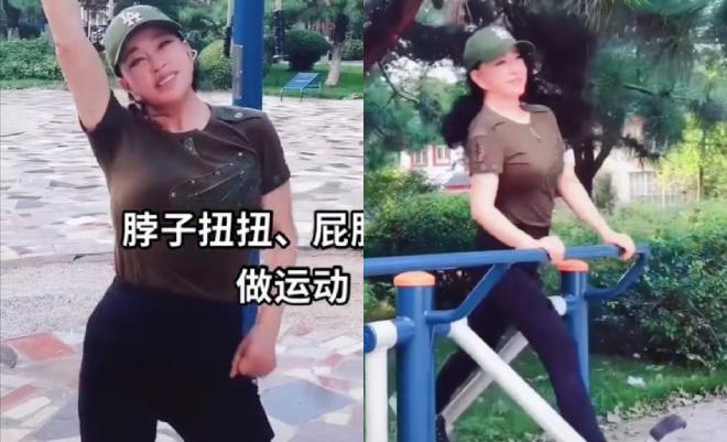 Hình ảnh mới của Lưu Hiểu Khánh trên trang cá nhân.