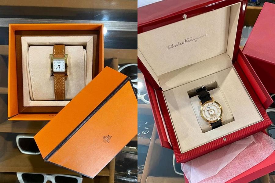 Hai mẫu đồng hồ nhanh chóng ra đi ngay sau khi được đăng tải nhờ con số thanh lý rẻ hơn nhiều so với giá gốc.
