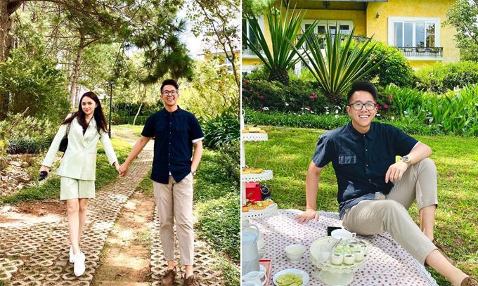 Tháng 6, gia đình hoa râm bụt của Erik - Hòa Minzy - Đức Phúc từng rủ rê người chị thân thiết Hương Giang lên Đà Lạt nghỉ dưỡng, tránh nóng. Trên thực tế, chuyến đi còn có mặt cả Matt Liu. Mới đây, khi chương trình lên sóng, hai người mới khoe ảnh nắm tay nhau tình tứ trong khu resort cao cấp ở thành phố ngàn hoa. Cả nhóm thuê khu nghỉ từng là nơi dừng chân của nhiều người nổi tiếng như gia đình Lý Hải - Minh Hà, cũng là địa điểm Hà Anh Tuấn quay một số MV đình đám.