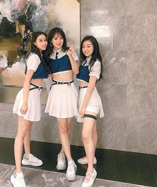 Ba cô gái con nhà giàu quyết định đeo đuổi đam mê âm nhạc.