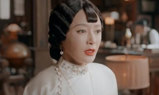 Tần Lam bị chê già và đánh mất vẻ đẹp tự nhiên trong phim mới.